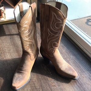 "Never worn Durango 13"" Western Brown Boot, 9.5"
